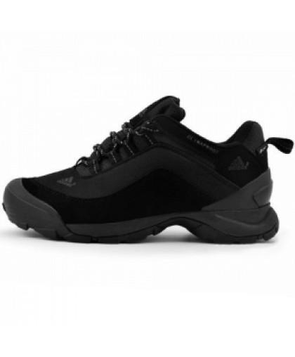 Зимние Adidas Terrex Climaproof Low Black/Gray