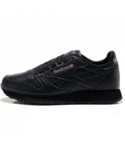 Унисекс Reebok Classic Leather All Black