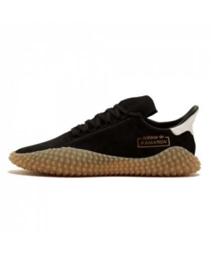 Мужские Adidas Kamanda Black Gum