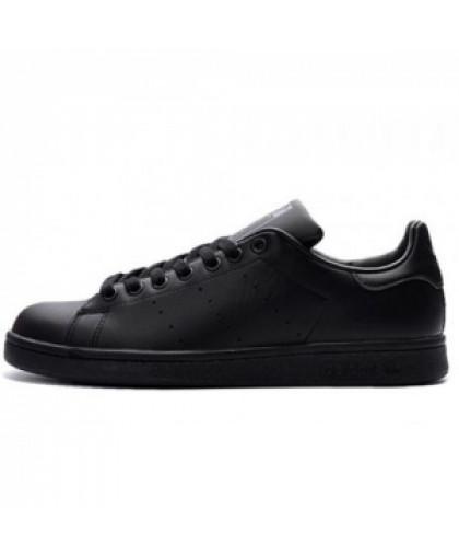Женские Adidas Originals Stan Smith Triple Black