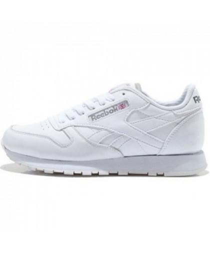 Унисекс Reebok Classic Leather White