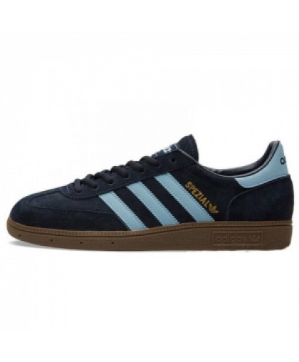 Мужские Adidas Spezial Dark Navy/Argentina Blue