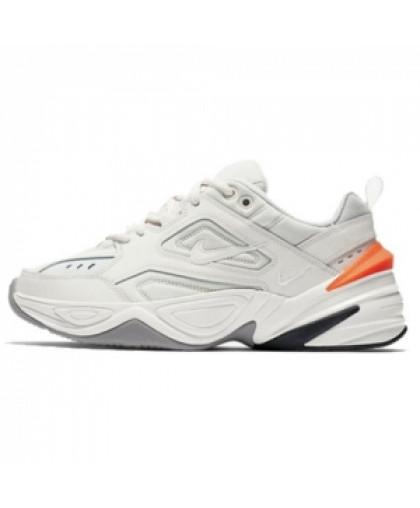Унисекс Nike M2K Tekno 'Phantom' White/Orange/Grey