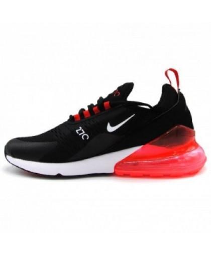 Унисекс Nike Air Max 270 Black/Red/White