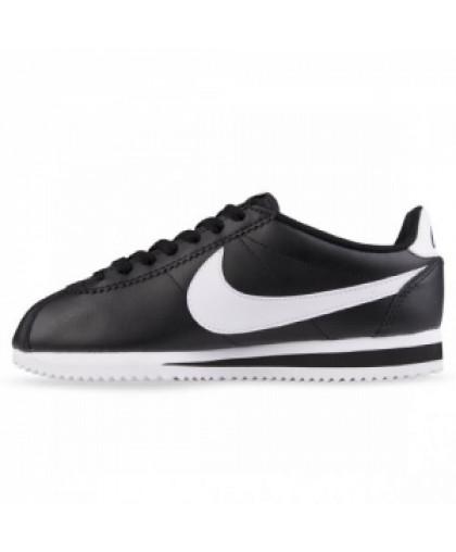 Мужские Nike Cortez Black/White