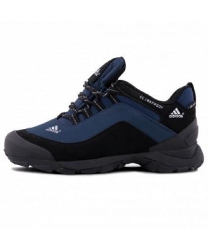 Зимние Adidas Terrex Climaproof Low All Blue