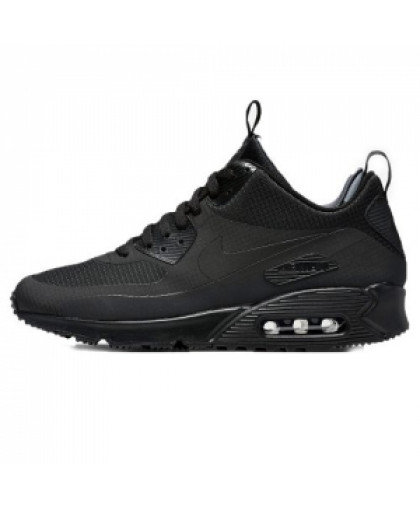 Мужские Nike Air Max 90 Mid Winter Black