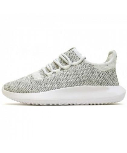 Унисекс Adidas Tubular Shadow Knit Grey/White