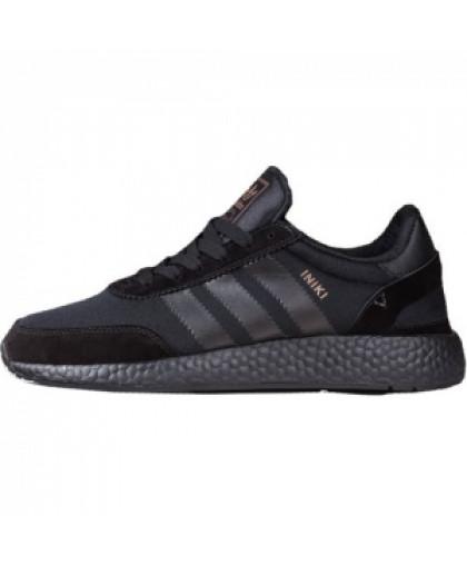 Мужские Adidas Iniki Runner All Black