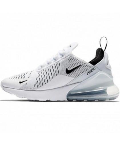 Унисекс Nike Air Max 270 White/Black
