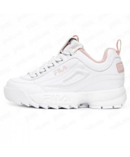 Женские Fila Disruptor 2 White/Pink