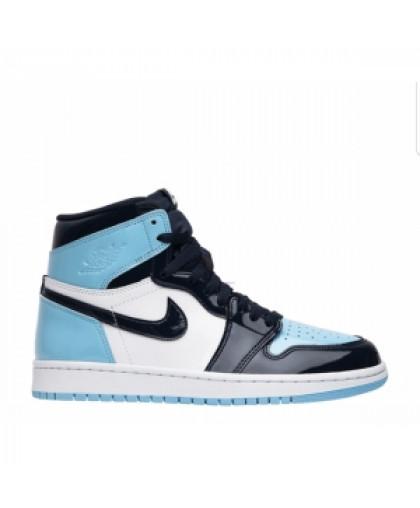 Wmns Air Jordan 1 Retro High OG Blue Chill