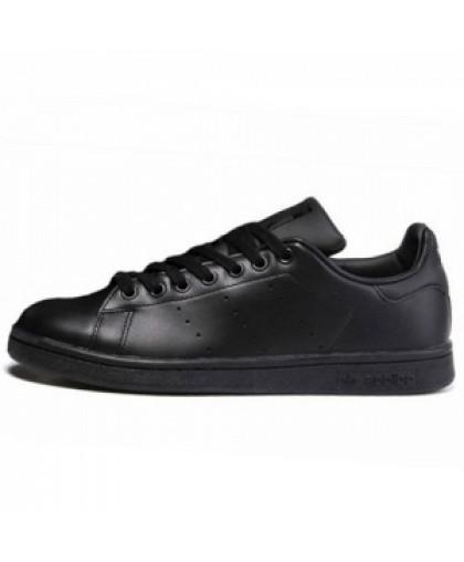 Мужские Adidas Originals Stan Smith Core Black/Black/Black