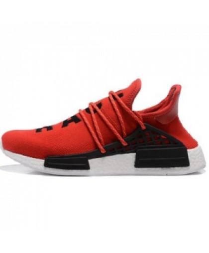 Мужские Pharrell Williams x Adidas NMD Human Race Red