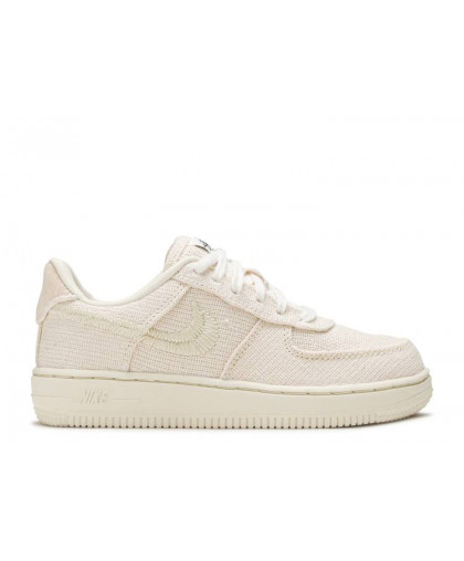 Nike Stussy x Air Force 1 Low Ps 'Fossil'